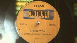 Energy 52 - Cafe Del Mar (Three