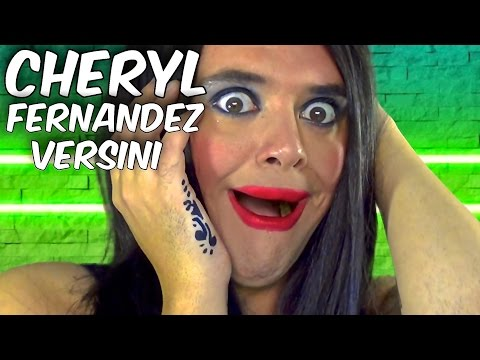 Cheryl Cole - STUPID LITTLE GEORDIE SLUT - Crazy Stupid Love PARODY!