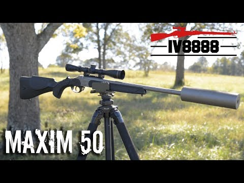SilencerCo Maxim 50