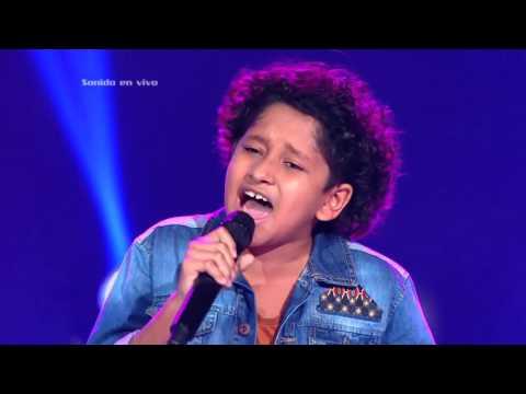 Simón cantó Sin miedo a nada de Álex Ubago – LVK Col – Rescates – Cap 37 – T2