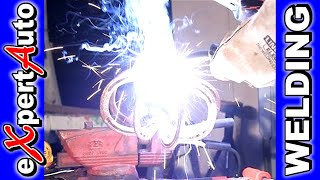 Welding Craftsman Wire Feed Flux Welder, Weld