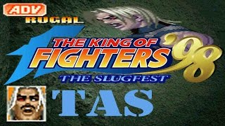Omega Rugal Level 8 Kof 98 Tas