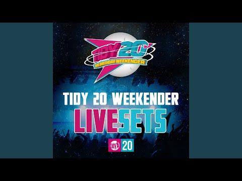 Various - Tidy Weekender Live