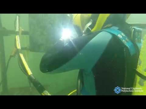 Underwater Welding School Part I