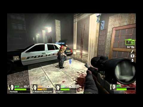 Left 4 Dead 2 - Resident Evil Outbreak: File #1 1 of 5