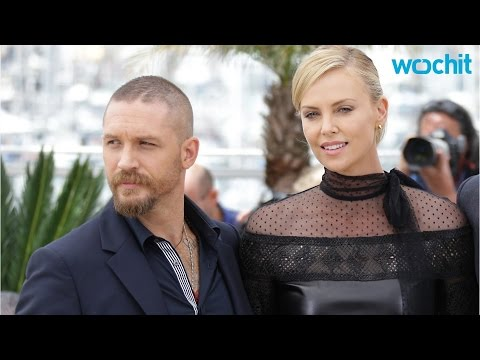Charlize Theron Admits Feud With Tom Hardy While Filming 'Mad Max: Fury Road'