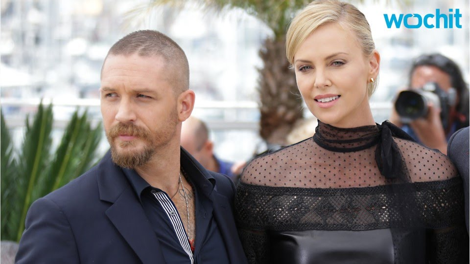 Charlize Theron Admits... Charlize Theron Feud