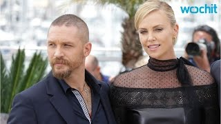 charlize theron admits feud with tom hardy while filming mad max fury road