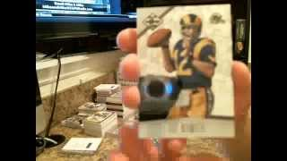 2012 Limited Football 2 Box Break for FISHERMAN1 ~ BOB GRIESE AUTO