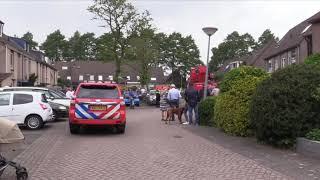Woning onbewoonbaar door brand Harderwijk