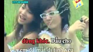 Good Bye My love Yen Trang, Yen Nhi Karaoke