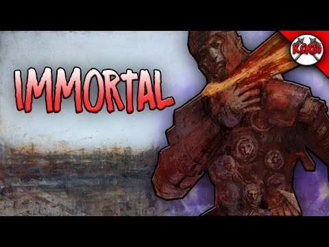CENTURION IS IMMORTAL! (For Honor Gameplay)
