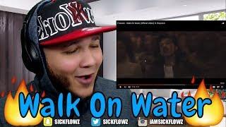 Eminem - Walk On Water (Official Video) ft. Beyoncé REACTION!!