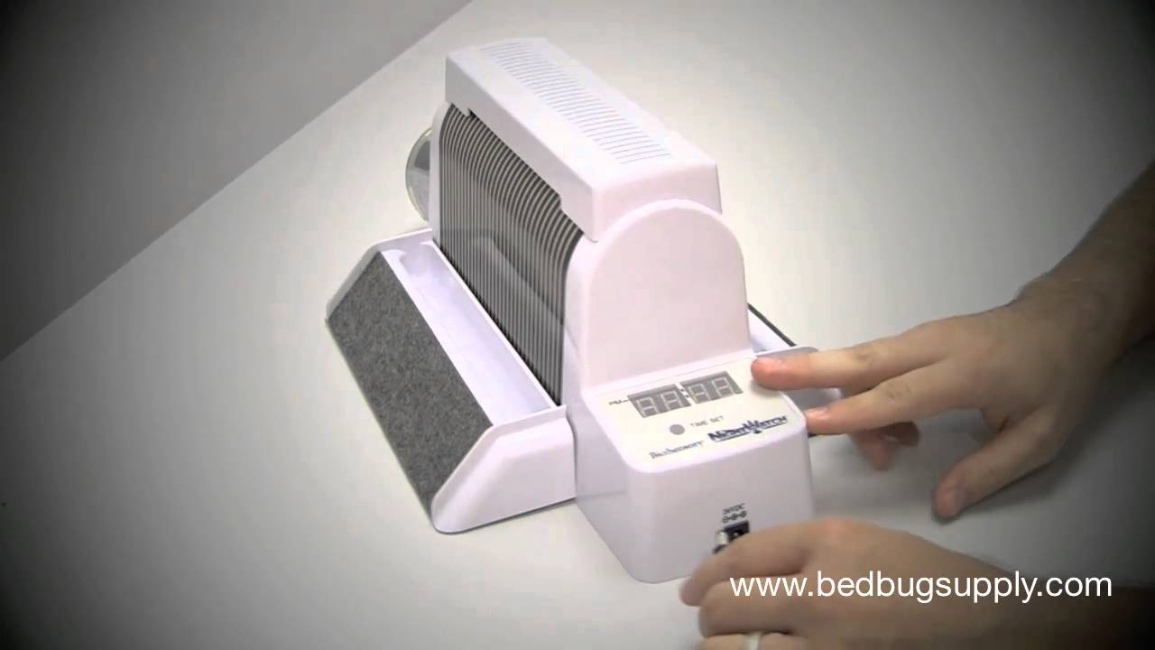nightwatch bed bug monitor review - youtube
