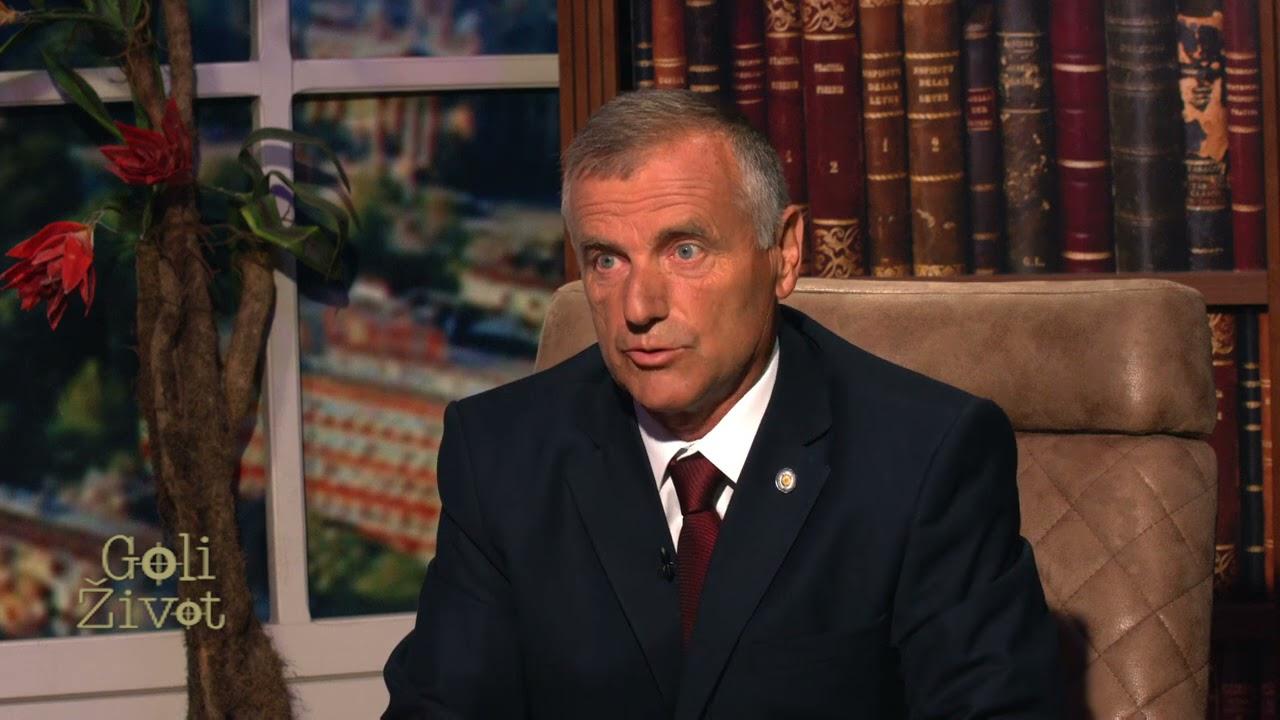 Goli Zivot - Pukovnik Radoslav Mitrovic - (TV Happy 25.07.2021)