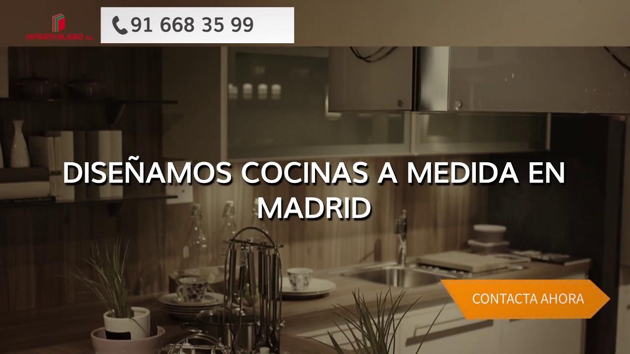 Hipertablero f brica de cocinas y armarios en madrid youtube - Fabrica cocinas madrid ...