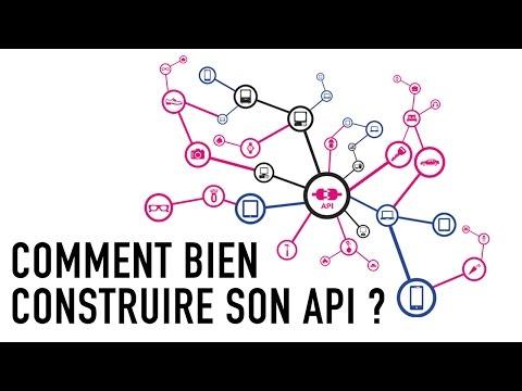 Comment bien construire l'API de son service ?