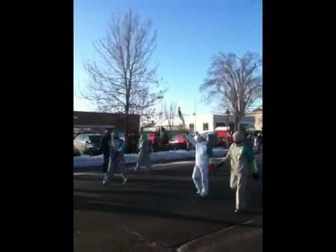 Olympic Torch Relay in Aylmer Quebec