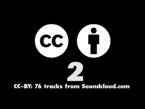 CC-BY: 76 tracks from Soundcloud.com