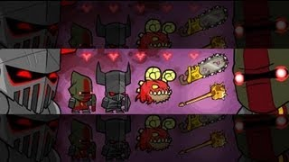 Review of Castle Crashers Necromancer and King DLC pack for XBLA and PSN by Protomario