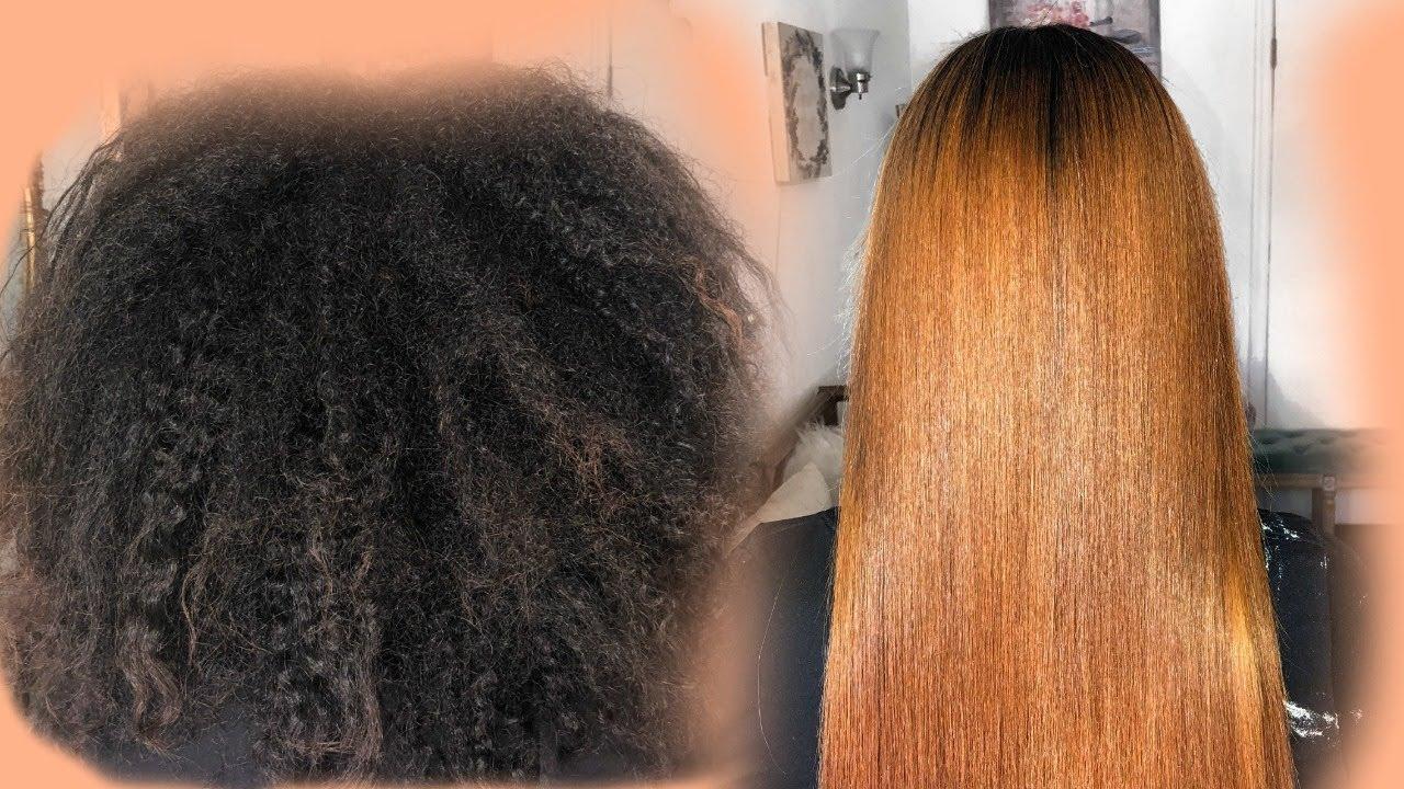 How To Get Honey Blonde On Dark Hair Youtube