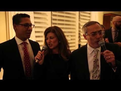 Rona Ambrose Tony Clement a richard Madden Karaoke