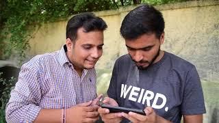 Amit Bhadana    Hasina Gori Hain Ghar Me Padi Paisan Ki Bori Hai    new video