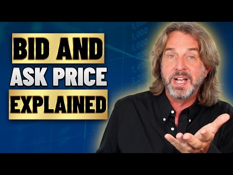 Bid And Ask Meaning In Stock Market? – Bid and Ask Price Explained