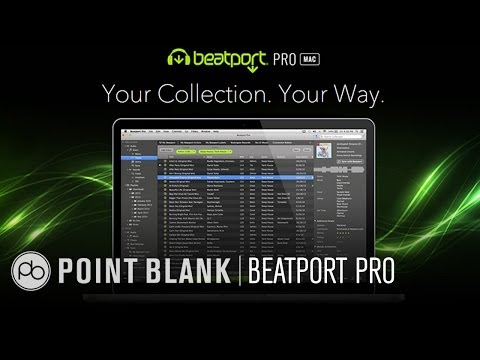 Beatport Pro: An Introduction