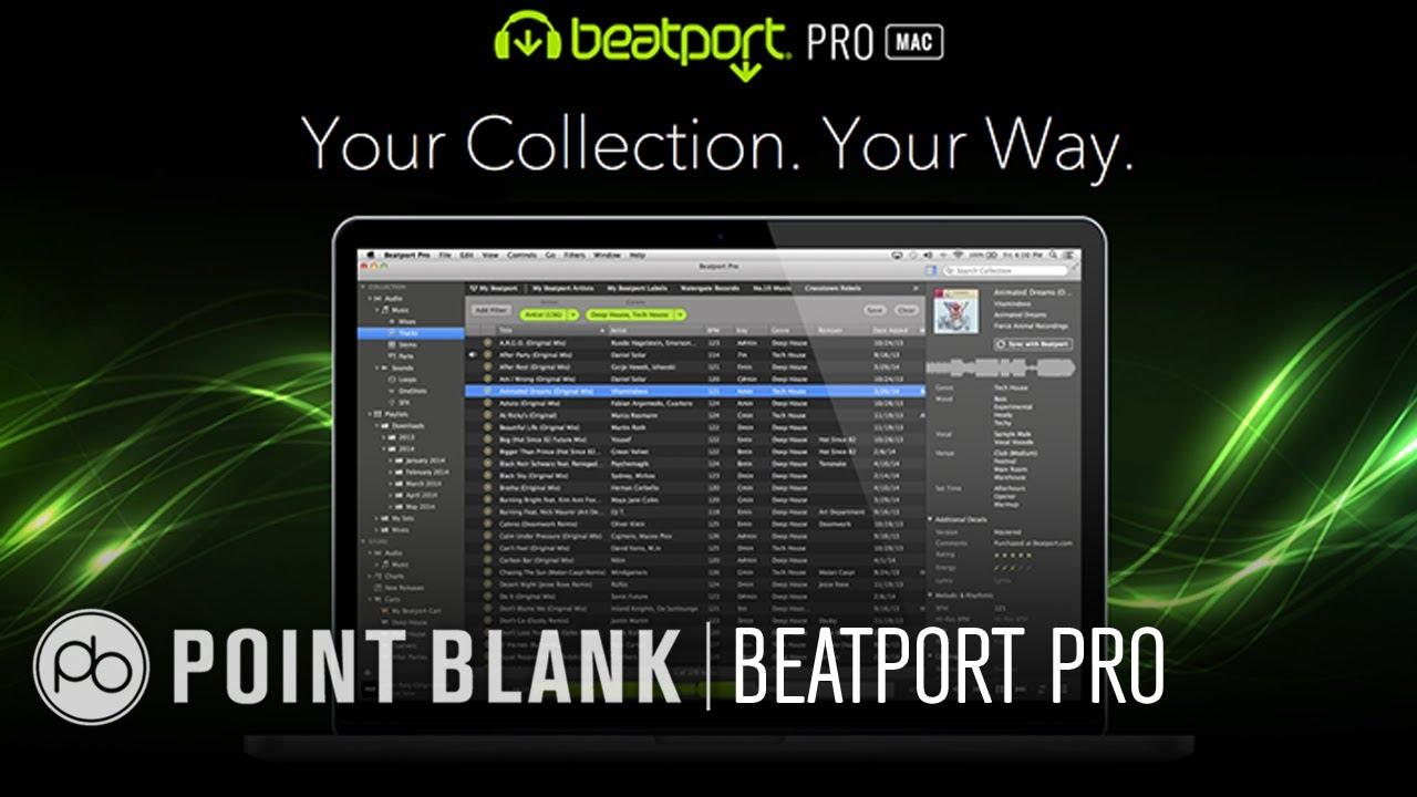 Beatport Pro: An Introduction