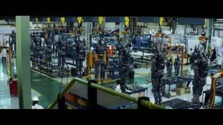 Робот по имени Чаппи 2015 Трейлер