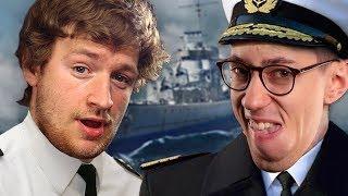 Maxim und Max auf hoher See | World of Warships