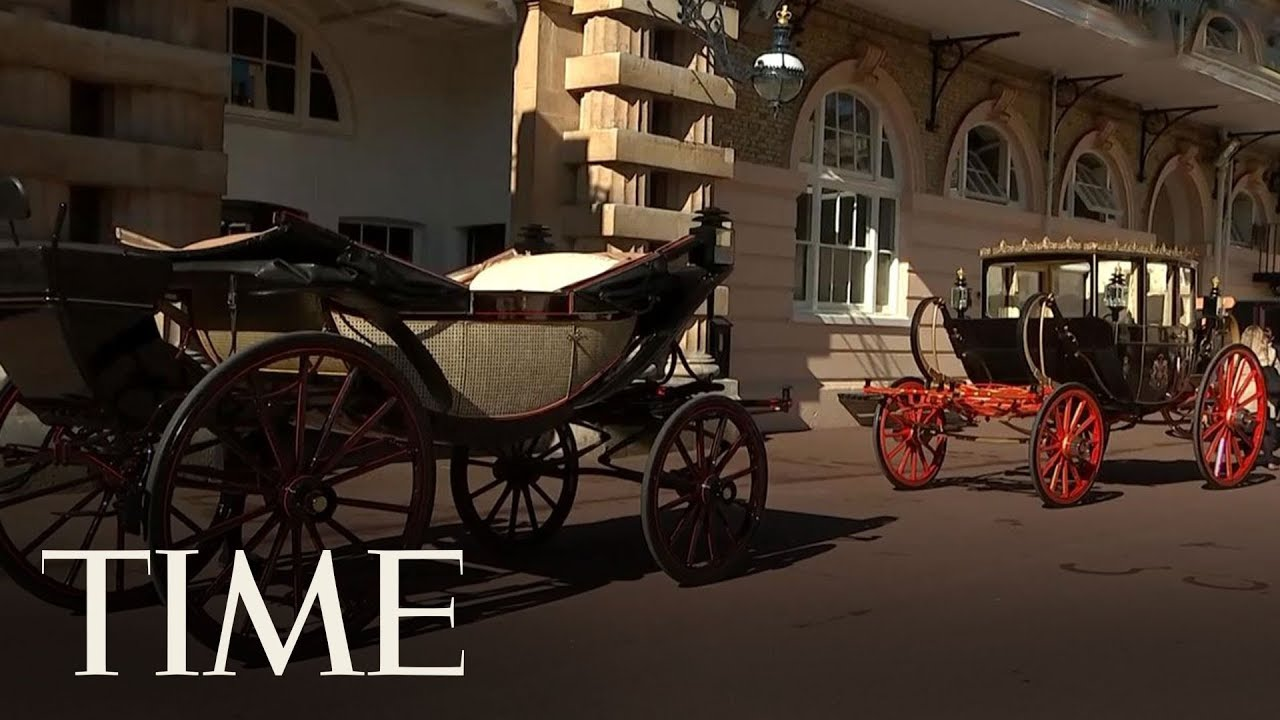 Prince Harry And Meghan Markle's Wedding Day Transportation Is Sufficiently Enchanting | TIME