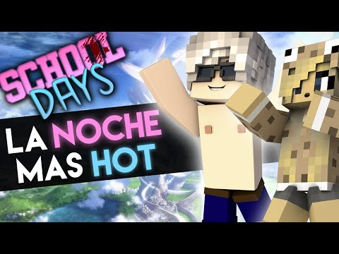 School Days   LA NOCHE MAS HOT (Historia en minecraft) #7   CILIO
