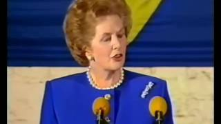 """Download Video Margaret Thatcher - Speech to the College of Europe (""""The Bruges Speech"""") MP3 3GP MP4"""