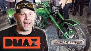 Paul Jr.: Ein Trike für 811   American Chopper   DMAX Deutschland