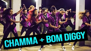 CHAMMA + BOM DIGGY || DANCE COVER || RaMoD Choreography || COOL STEPS