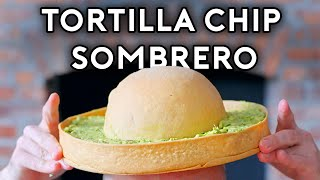 Binging with Babish: Tortilla Chip Sombrero from Despicable Me 2