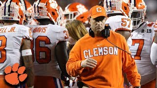 Clemson 2019 Football Schedule: Top 4 Games