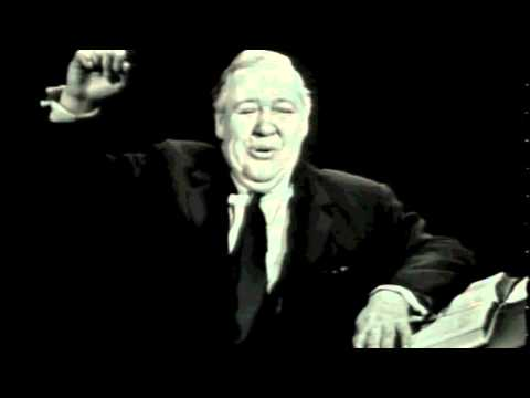"""Charles Laughton performs """"The Fiery Furnace"""""""