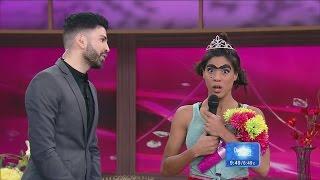 ¡Mela fue coronada! Jomary le hizo el sueño realidad
