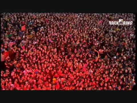 Billy Talent Fallen Leaves Live Rock am Ring 2009
