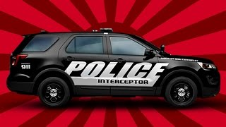 Ford Police Interceptor Videos