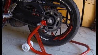 MOTOSİKLET ARKA KALDIRAÇ - MOTOMOBIL