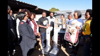 Shepherd Bushiri Foundation Donates to Itereleng Community Hospital On Nelson Mandela Day