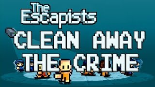 the Escapists - Clean Away The Crime Achievement