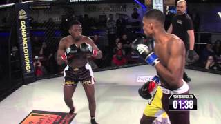 Lion Fighting Championships 7 - Jelson Sagay Vs Lawrence Brown