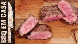 AMACIANDO A CARNE PARA O CHURRASCO (TENDERIZE MEAT) thumbnail