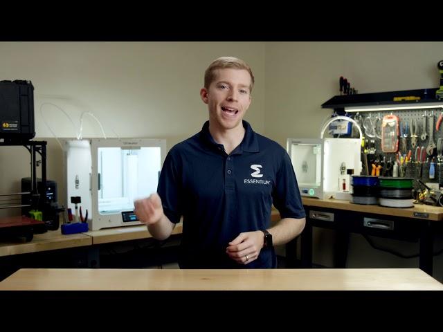 Essentium Materials Guide: PCTG - Part 2