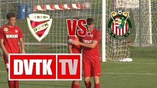 DVTK - Kisvárda | 1-2 | 2018. július 4. | DVTK TV